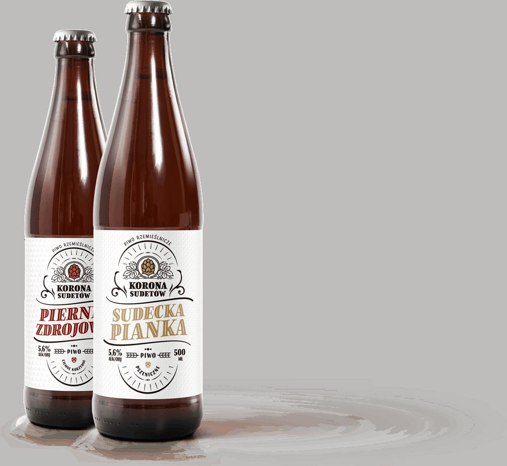 Korona Sudetów - piwo rzemieślnicze z Kotliny Kłodzkiej